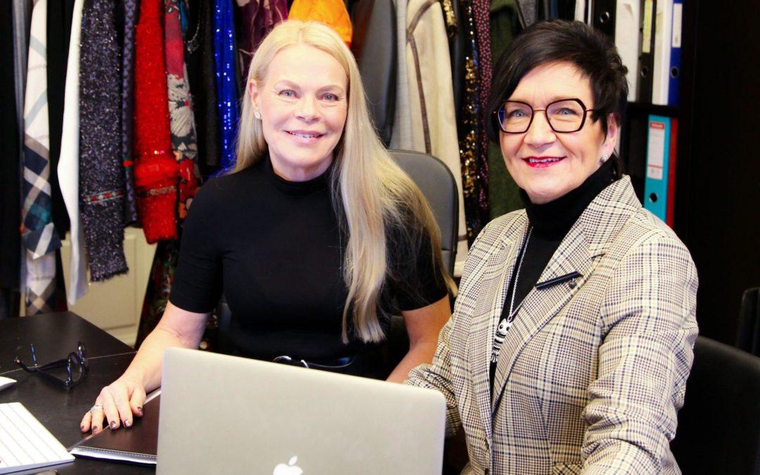 Arctic Fashion Show tuo catwalkille lappilaisia malleja ja suomalaissuunnittelijoiden luomuksia