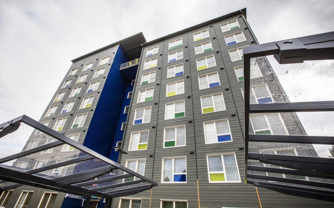 Muotoiluhaaste 4. DAS Miten muotoilun avulla uudistetaan asuntotuotantoa?